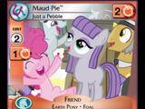 Maud Pie, Just a Pebble