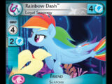 Rainbow Dash, Loyal Seapony