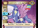 Cybernetic Limb Actuator