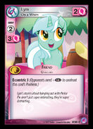 Lyra, On a Whim
