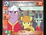 Appleloosa Buckball Team, Hail Marey