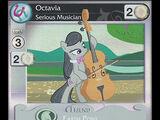 Octavia, Serious Musician