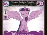 Princess Twilight Sparkle, Princess of Friendship