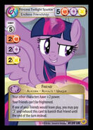 Princess Twilight Sparkle, Endless Friendship