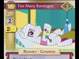 Too Many Bandages