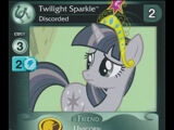 Twilight Sparkle, Discorded