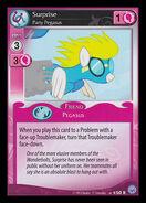 Surprise, Party Pegasus