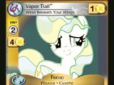 Vapor Trail, Wind Beneath Your Wings
