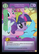 Twilight Sparkle, Friendship is Magic