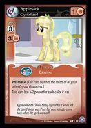 Applejack, Crystallized