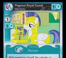 Pegasus Royal Guard, Elite Sentry