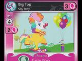 Big Top, Silly Pony