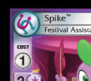 Spike, Festival Assistant
