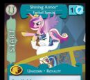 Shining Armor/Princess Cadance, Fastball Special