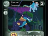 Ahuizotl, Oppressive (Absolute Discord Promo)