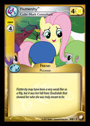 Fluttershy, Cutie Mark Consultant