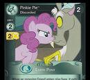 Pinkie Pie, Discorded