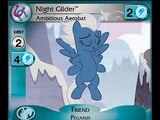 Night Glider, Ambitious Aerobat