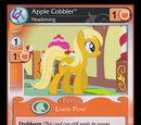 Apple Cobbler, Headstrong