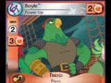 Boyle, Power Up