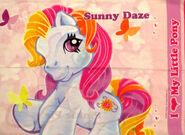 SunnyDazePinkiePiePillowCase