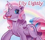 LilyLightlyBackardArtwork