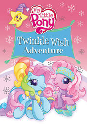 Twinkle Wish Adventure DVD