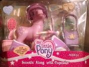 CupcakeScootin'Along