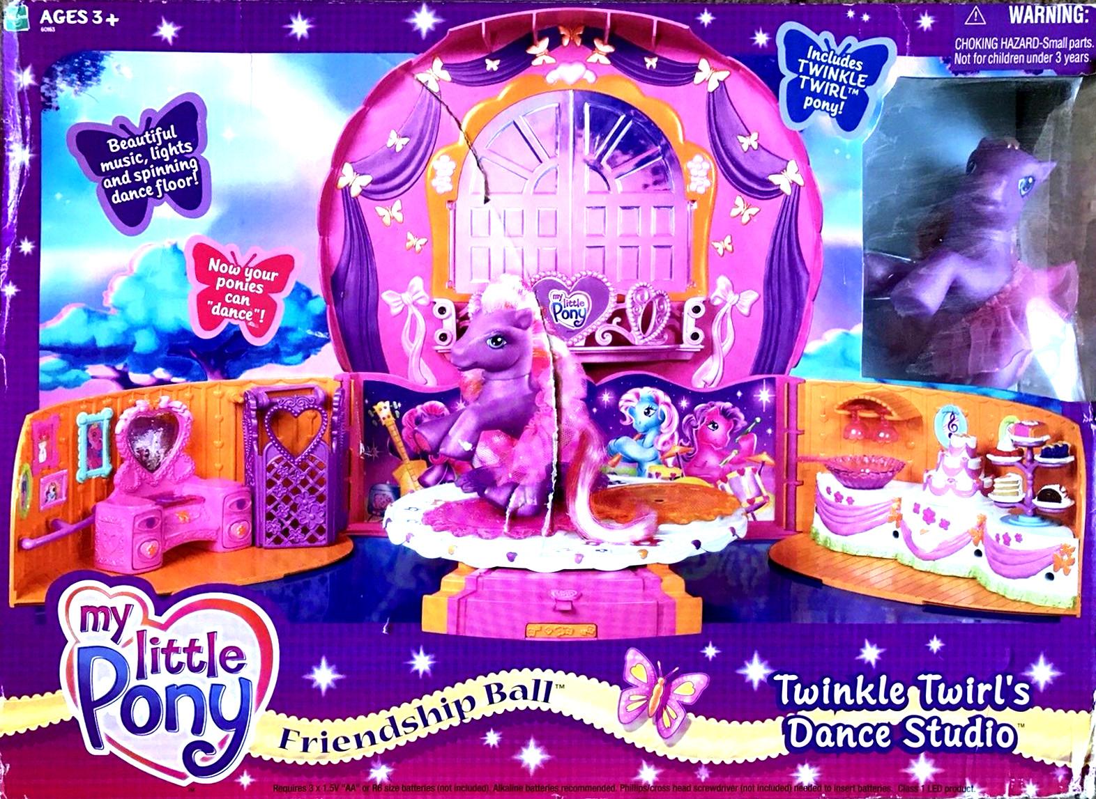 Image - TwinkleTwirl\'sDanceStudio.jpg | My Little Pony G3 Wiki ...