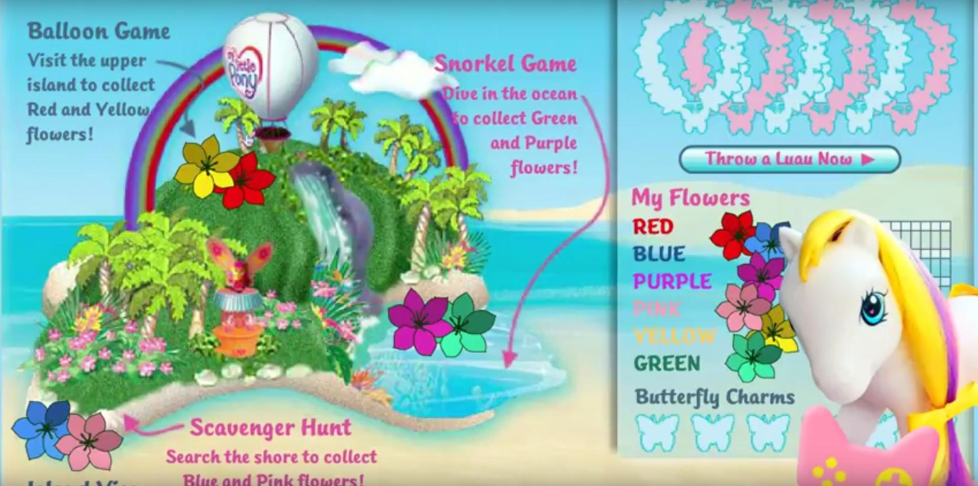 Butterfly Island Adventure | My Little Pony G3 Wiki | FANDOM