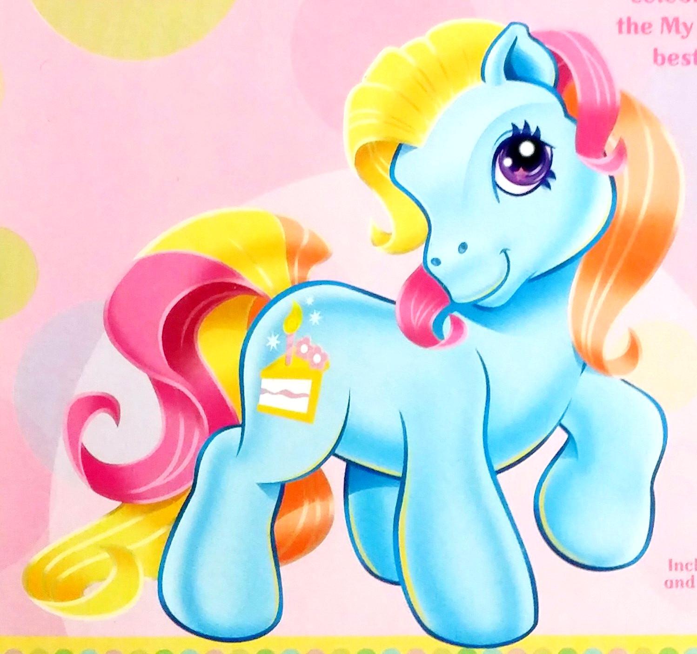 Party Cake | My Little Pony G3 Wiki | Fandom