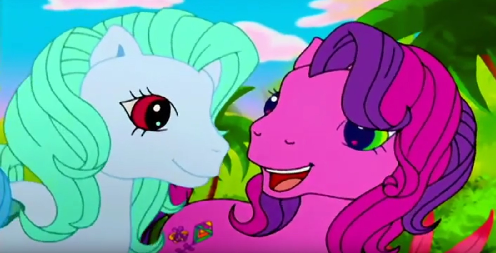 Make A New Friend Everyday My Little Pony G3 Wiki
