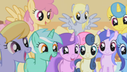 250px-Ponies drooling over muffins half 1 S1E04