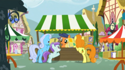 Shoeshine, Golden Harvest and a filly reading magazines S01E20