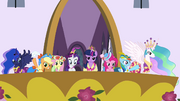 Twilight 'the luckiest pony in Equestria' S03E13