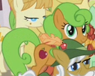 Brown and green mare s03e08