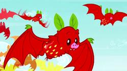 S03E08 strawberry bats
