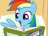 Rainbow Dash e il Libro di Avventure