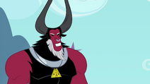 Tirek smiling S4E26