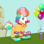 Clown pony S2E17