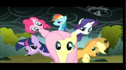 My Little Pony Friendship is Magic - UK TV Trailer 1080p HD