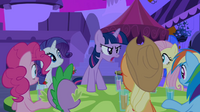 Trying to Reveal Cadance's True Colors
