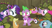 Spike Imbarazzato