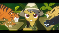 Daring Do is getting dangerous