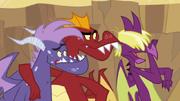 S2E21 dragon three