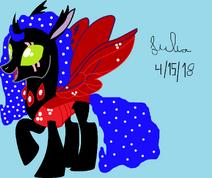 Princess Star reformed - Copia