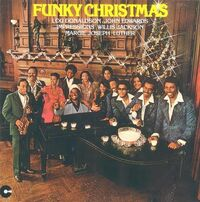 Various artists - Funky Christmas