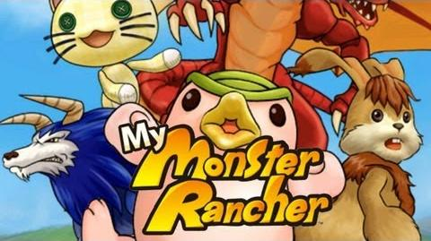 Official My Monster Rancher Launch Trailer