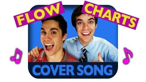 """SONG - """"F-F-F-FLOWCHARTS ARE THE BEST"""" by Intern 2 & Sam Tsui"""