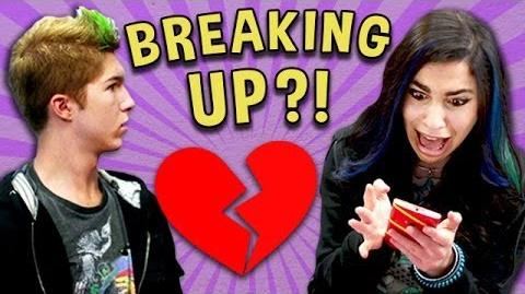 BREAKING UP?!